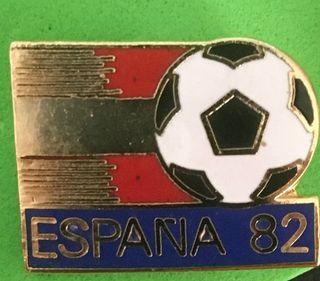 Pin Mundial de Fútbol España 1982