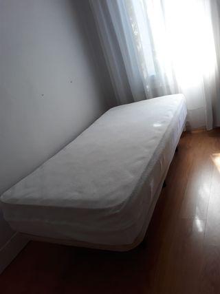 Somier tapiflex con colchón
