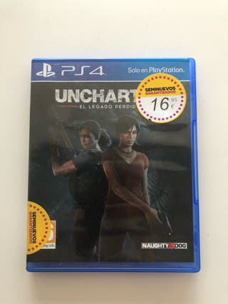 Uncharted PS4