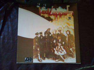 Led Zeppelin-Led zeppelin II - Disco de vinilo -LP