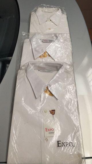 Camisa de camarero talla 40