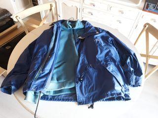 abrigo y forro polar coronel tapioca