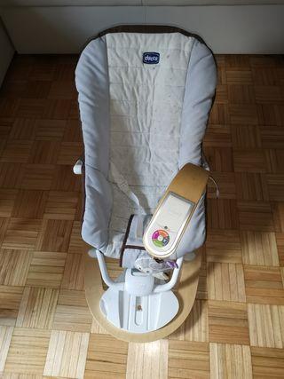 hamaca balancin chicco, para bebé
