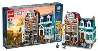 Lego Creator Expert 10270 - Libreria