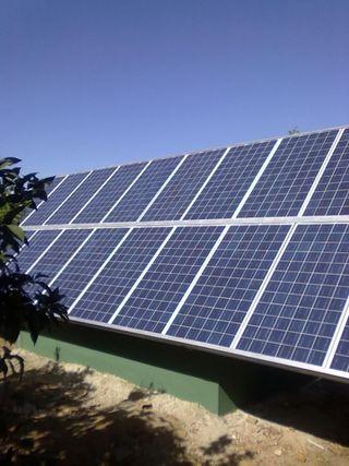 depuradoras con energia solar