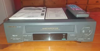 REPRODUCTOR VHS MARCA SHARP