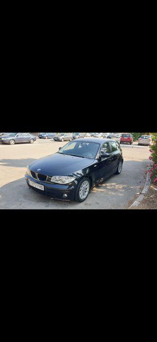 BMW Serie 1 2006 averiado