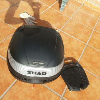 baul cofre baulete SHAD SH29 casi nuevo moto