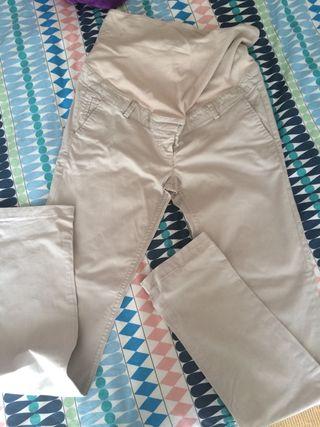 Pantalón premamá H&M talla 38