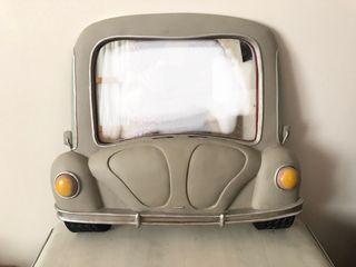 Espejo coche antiguo