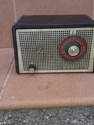ràdio antigua philips de bacalita