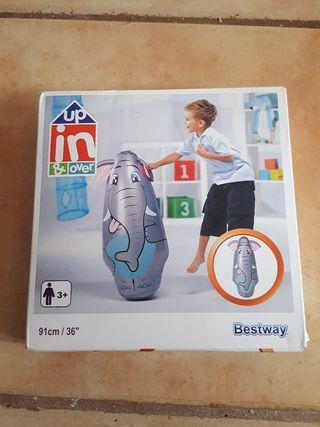Juguete infantil hinchable nuevo