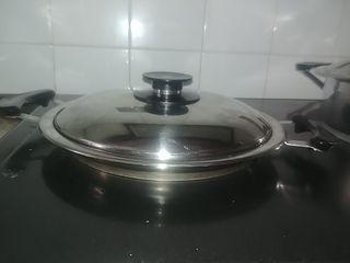 sartén grill AMC