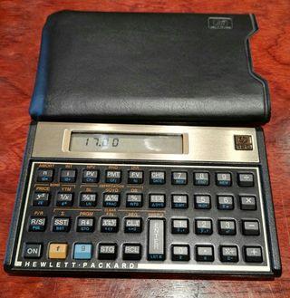 Calculadora 12C