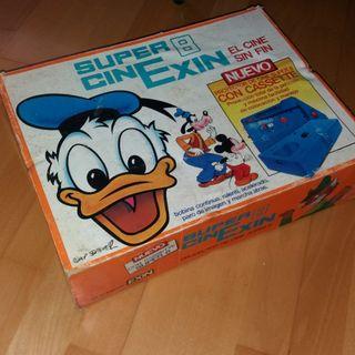 Proyector Cinexin en caja original