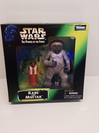 Kabe and Mustaf (1998) ORIGINAL Star Wars Hasbro