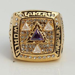 Anillo NBA 2002 Los Angeles Lakers Kobe Bryant