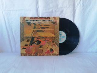 LP Stevie Wonder - Primer final de la plenitud