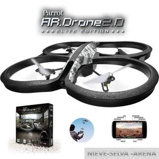 Parrot Ar.Drone 2.0 Elite Edition + caja