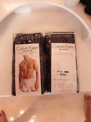 Calvin Klein boxer briefs calzoncillos