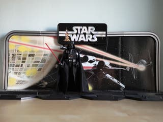STAR WARS KENNER 40 aniversario