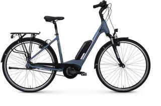Bicicleta eléctrica paseo Bosch Active central
