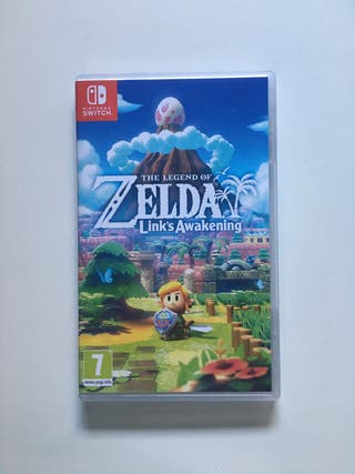 Zelda Link's awakening - Switch