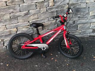 Vendo bici SPECIALIZED niño