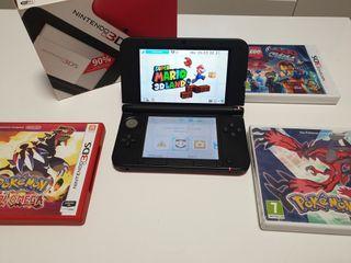 NINTENDO 3DS XL EN PERFECTO ESTADO