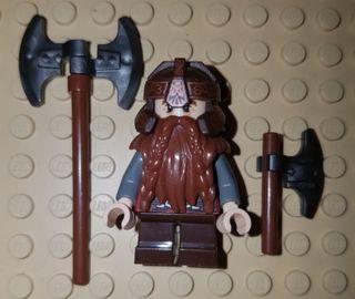 GIMLI (SEÑOR DE LOS ANILLOS LEGO)