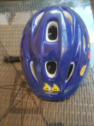 casco infantil bici