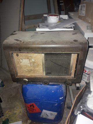 radio antiguo marca Philips años 50