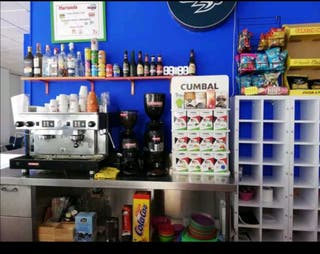 se traspasa Bar Cafetería Parque Infantil