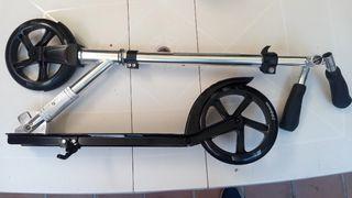 patinete aluminio rueda grande