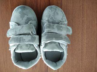 zapatillas talla 21