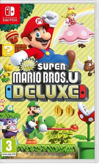 Juego súper Mario bros deluxe Nintendo Switch