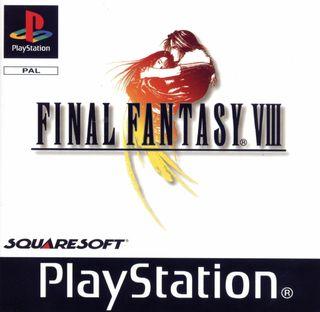 videojuego ps one final fantasy 8