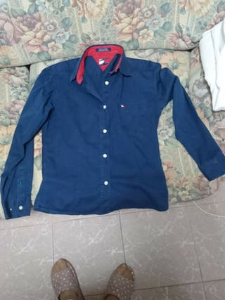 Camisa Tommy Hilfiger t-L chica