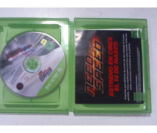 Juego Xbox One Need4speed Rivals