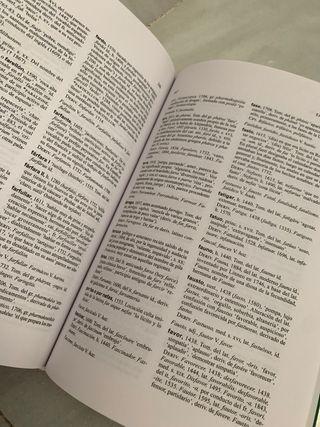 Grandes Diccionarios