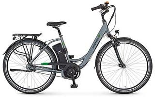 Bicicleta eléctrica paseo motor Aeg