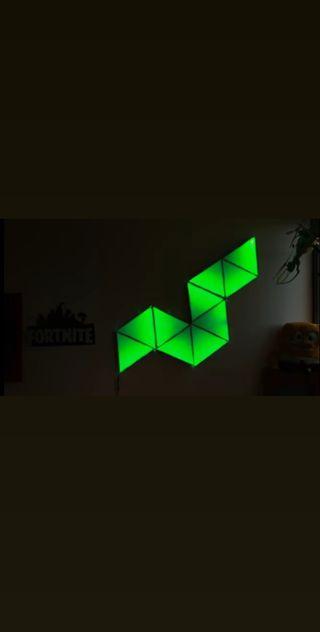 Panel Led RGB gaming