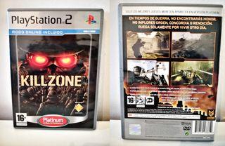 Killzone Para PlayStation 2