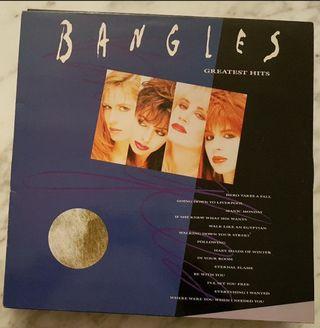 LP BANGLES GREATEST HITS DISCO VINILO POP 80 90