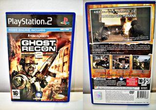 Ghost Recon 2 Para PlayStation 2