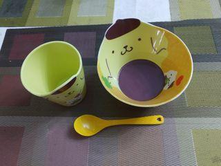 set desayuno infantil nuevo