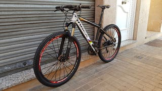 Bicicleta montaña Orbea Alma Team Carbon talla S