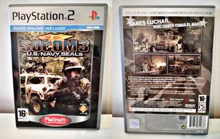 Socom 3 Para PlayStation 2