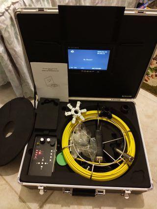 Endoscopio sumergible profesional
