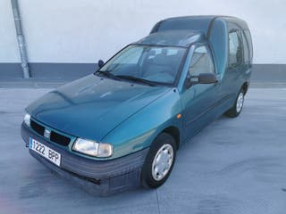 SEAT Inca 50.000km reales 1.4 gasolina 2001